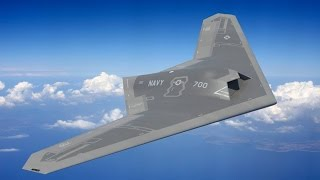 Беспилотный самолет разведчик   RQ 170  Военная авиация