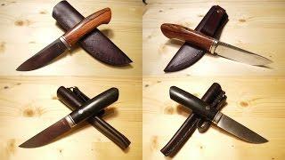 Ножи ручной работы: пара малых. N690 и s90v(По вопросам заказов пишите на почту: ivn-f@yandex.ru., 2015-03-04T19:02:34.000Z)