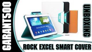 ROCK Excel Smart Cover для Samsung Galaxy Note 10.1 2014 Edition!(Отличный, стильный, качественный чехол для Samsung Galaxy Note 10.1 2014 Edition! Покупал тут http://j.mp/1Hc7yHz Выгодные предложен..., 2015-05-11T10:00:06.000Z)