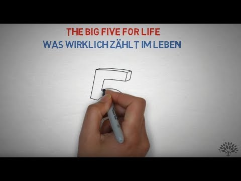 The Big Five for Life (German Edition) YouTube Hörbuch Trailer auf Deutsch