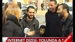'Yolunda A Ş Bir Ankara Dümeni' Kanal D Ana Haberİzle   YouTube