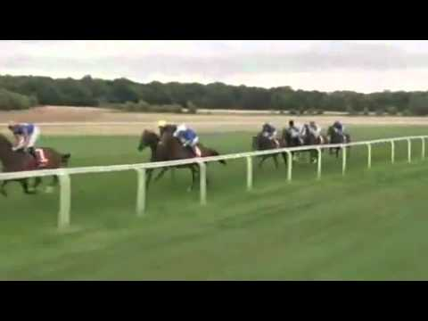 Masked Marvel- The 2011 St. Leger Stakes (Doncaster)