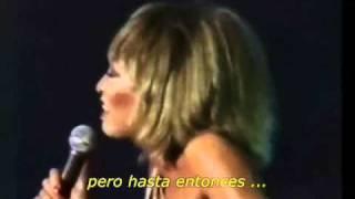 Tina Turner . I