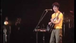 山崎まさよし 1999年 Live.