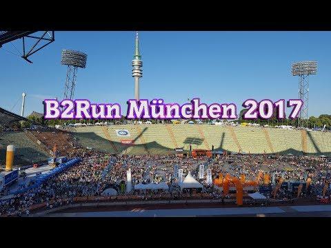 B2Run München 2017