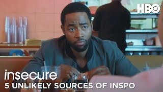 Insecure: 5 Unlikely Sources of Inspo (HBO)