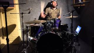 Donnie McClurkin - I Call You Faithful - Drum Cover