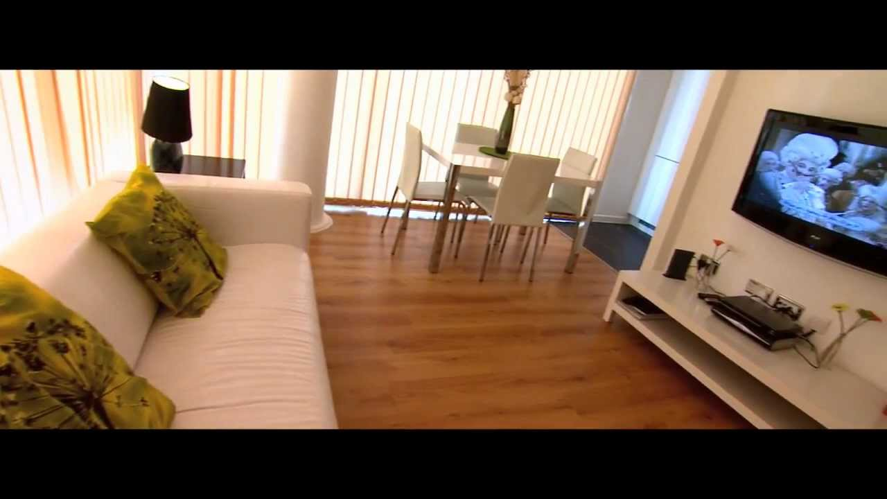 View Chelsea House, A 2 Bed Serviced Apartment, The Hub, Milton Keynes