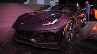 2019 Chevrolet Corvette ZR1 Video Preview