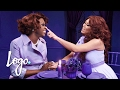 Jujubee & Bob the Drag Queen's Date Night Gone Wrong | #LogoLoveFest