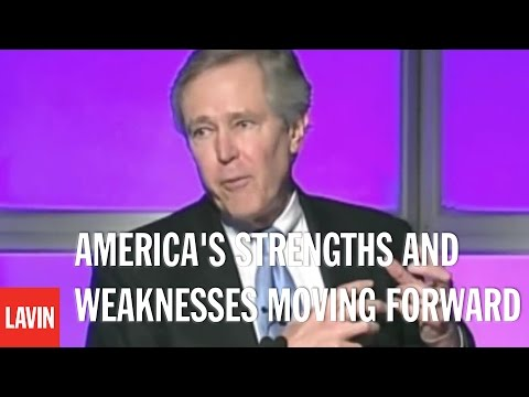 The Atlantic's James Fallows: America's Strengths and Weaknesses Moving Forward