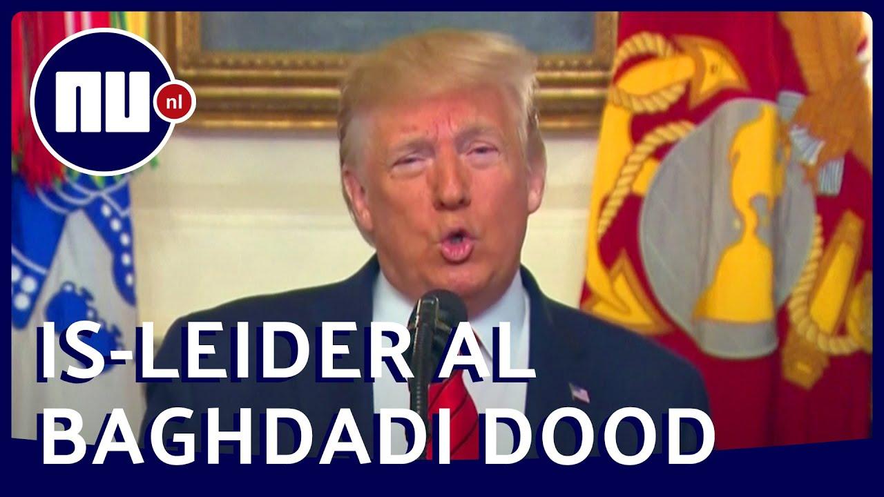 Al Baghdadi Doodde Zichzelf En Drie Kinderen Met Bomvest Nu Nl