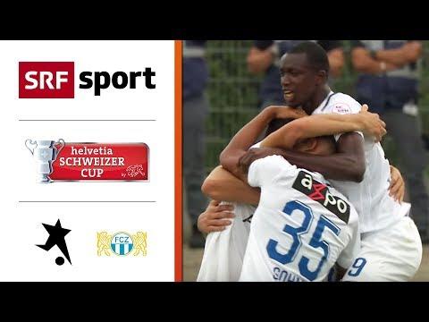 Black Stars - FCZ 1:2 | Highlights - Schweizer Cup 2019/20 - 1/32-Finals