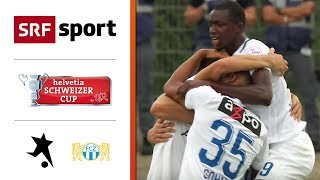 Black Stars - FCZ | Highlights - Schweizer Cup 2019/20 - 1/32-Finals