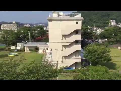 The view From my condominium, Zushi Kanagawa Prefecture Japan, 2675(2015),7,31,Fri