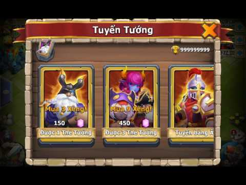 Castle Clash Hack Full