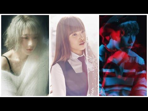 Billboard Top 20 Kpop Songs 2016