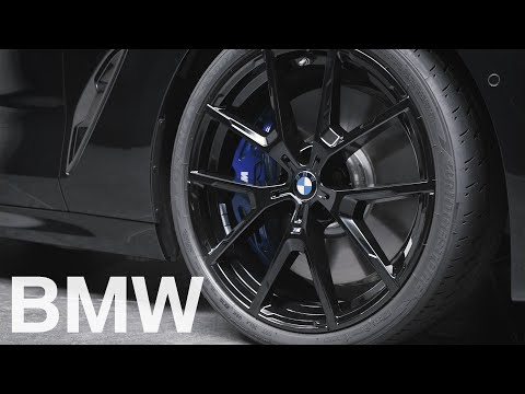 How to electronically monitor your tyre pressure – BMW How-To