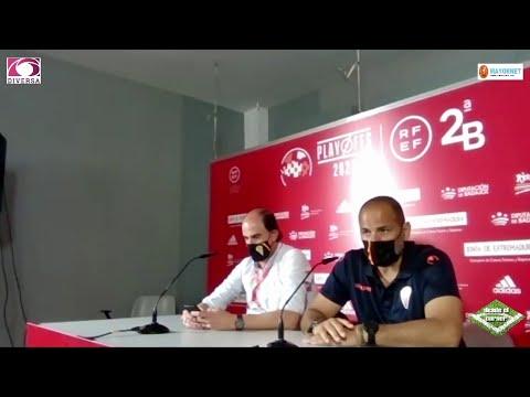 Desde el Corner especial Rueda de Prensa partido UD SANSE   ALGECIRAS CF programa 34