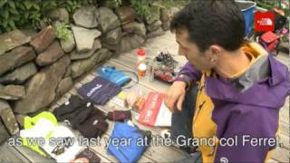 The North Face Ultra-Trail du Mont Blanc Equipment