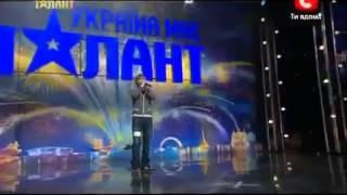 Битбокс Украина мае талант 4. Андрей Будник