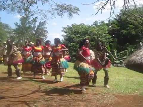 Entogoro Dance from Western Uganda