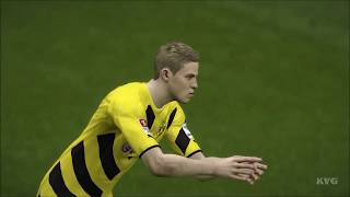 FIFA 15 - Borussia Dortmund vs Arsenal Gameplay (PC HD) [1080p]