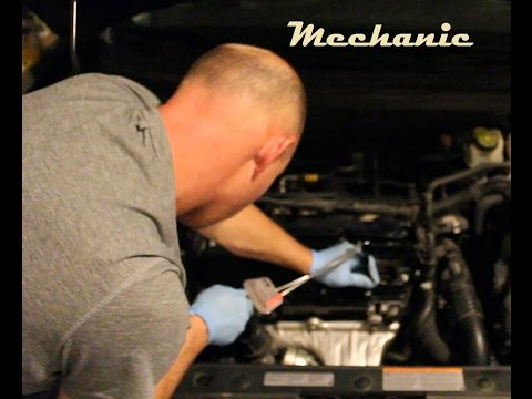 1.4L Chevy CRUZE Valve Cover Replacement