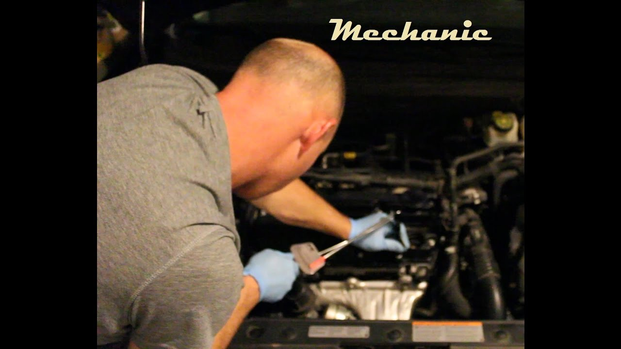 Chevy 2011 chevy cruze specs : 1.4L Chevy CRUZE Valve Cover Replacement - YouTube