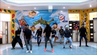 Laembadgini  Diljit Dosanjh  Bhangra Basic Steps Choreograph , The Dance Mafia