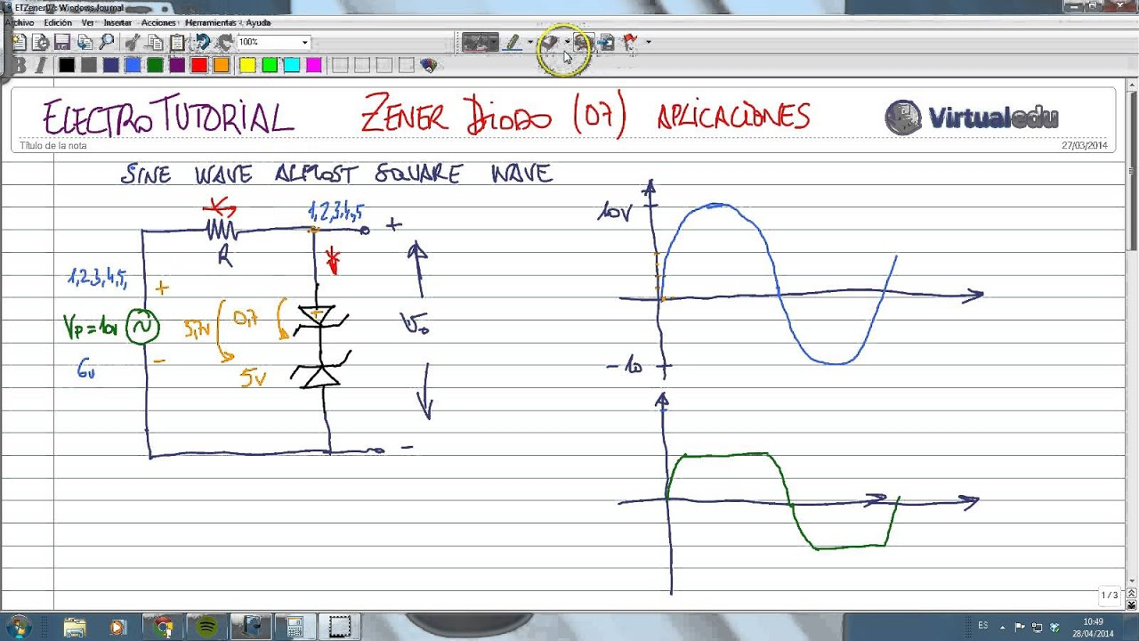 Circuito Recortador : P recortadores y sujetadores pdf