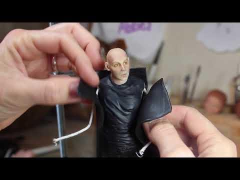 Sculpting Paul McCartney