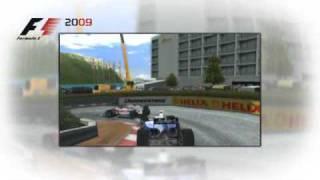 F1 2009 (Formula 1) - Wii Launch Trailer