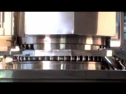 Cadmach Tablet Press Machine - Video Developed by www.Rivoxtech.com