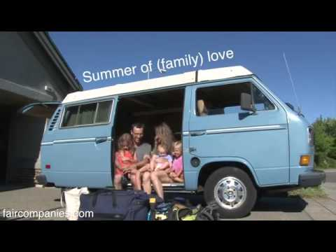 Summer of family love tiny home VW roadtrip documentary mp4