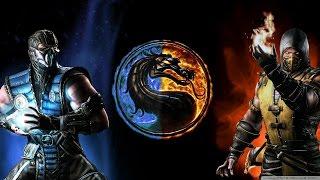 Mortal Kombat X SLAVYAN VS КАРИНА!!!!! ПРИХОДИТЕ НА СМЕРТЕЛЬНУЮ БИТВУ))))!!!!!