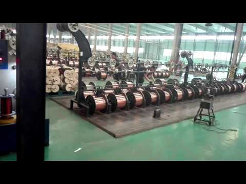 Enameled Copper Wire Production Process-zhengzhou lp industry co,.ltd