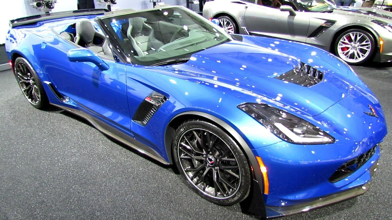 2015 Chevrolet Corvette Z06 Convertible   Exterior, Interior Walkaround    Debut At 2014 New York Aut   YouTube