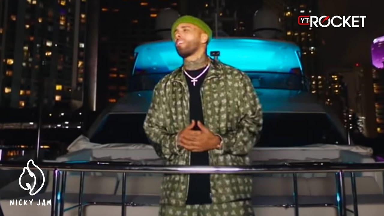 Miami - Nicky Jam   Tráiler
