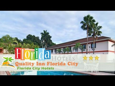 Quality Inn Florida City - Florida City Hotels, Florida