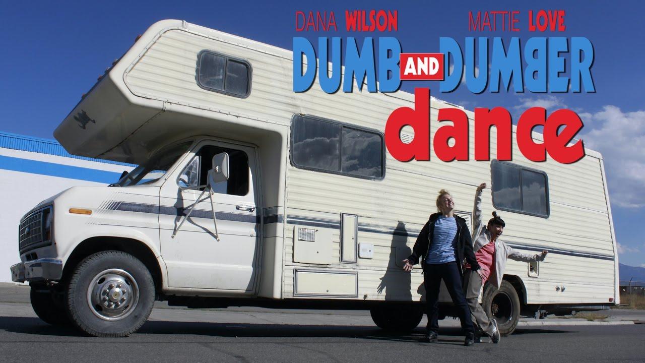 Dumb & Dumber Dance | Dana Wilson and Mattie Love