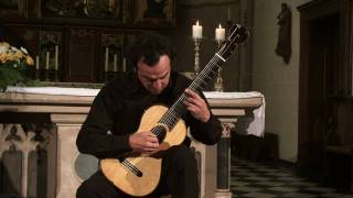 Marcelo Vidal plays S. L. Weiss, Suite IV en Sol Mayor  (1)