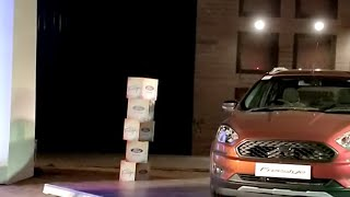 Streamed Live : Ford Freestyle Product Briefing India