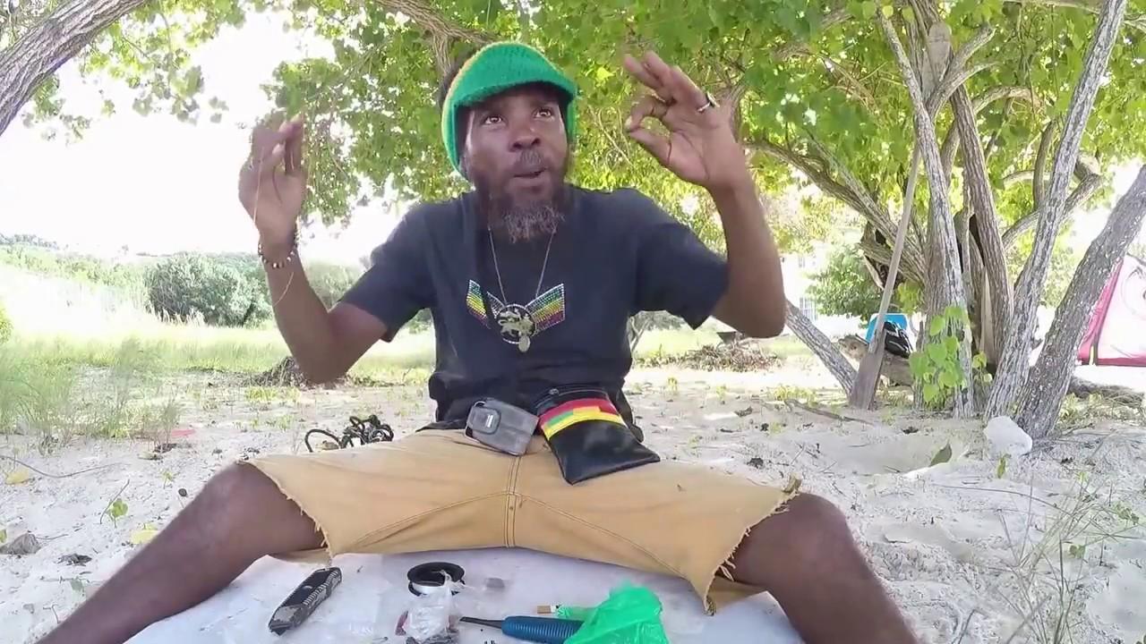 Kitesurfing and kiteboarding at White Bay / Burwood Beach Jamaica