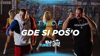 Смотреть клип Thcf - Gde Si Poš'O