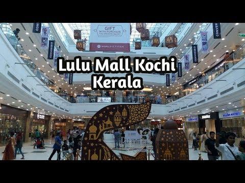Lulu Mall Kochi | Lulu Shopping Mall Kochi, Kerala