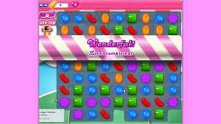 Candy Crush Saga Level 290 3 stars