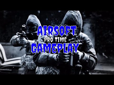 SBG // Airsoft Gameplay with Team SLA & DMW - Spookyhouse !!