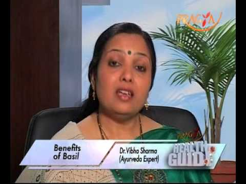 Basil(Tulsi) Health Benefits-Did You Know That Basil Leaves Fight Cancer-Dr. Vibha Sharma