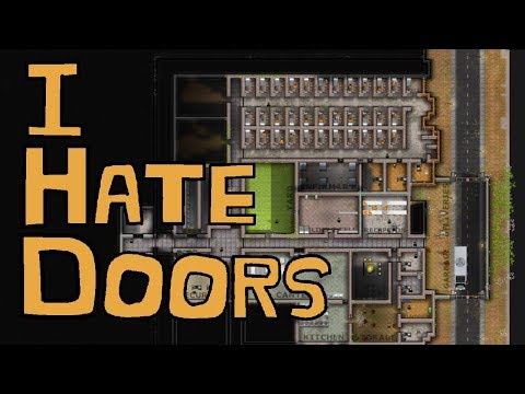 Prison Architect SCP: EP5 I Hate Doors |